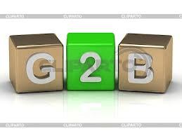 Şekil 1.3.G2B (Government to Business) logo. e-ticaret