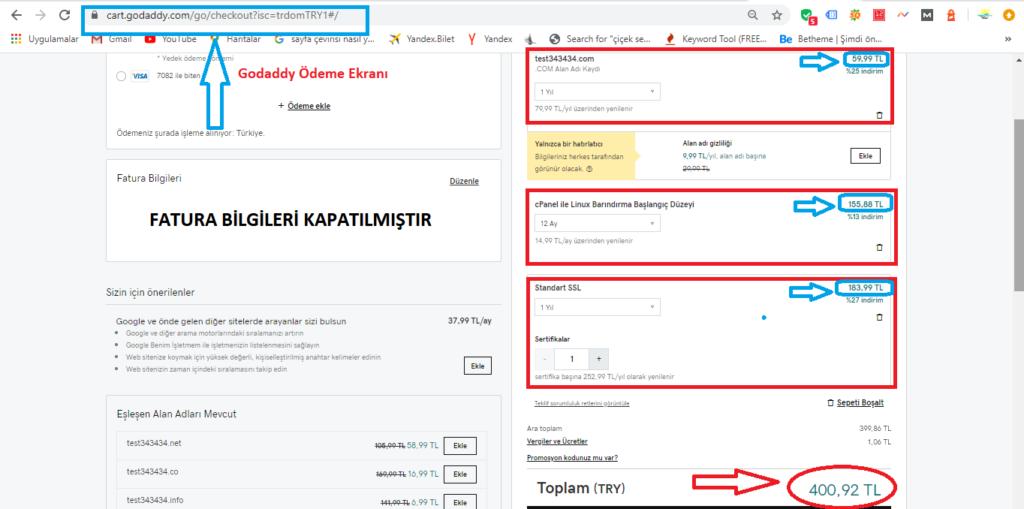 İstanbul 'da Web Tasarım Fiyatları